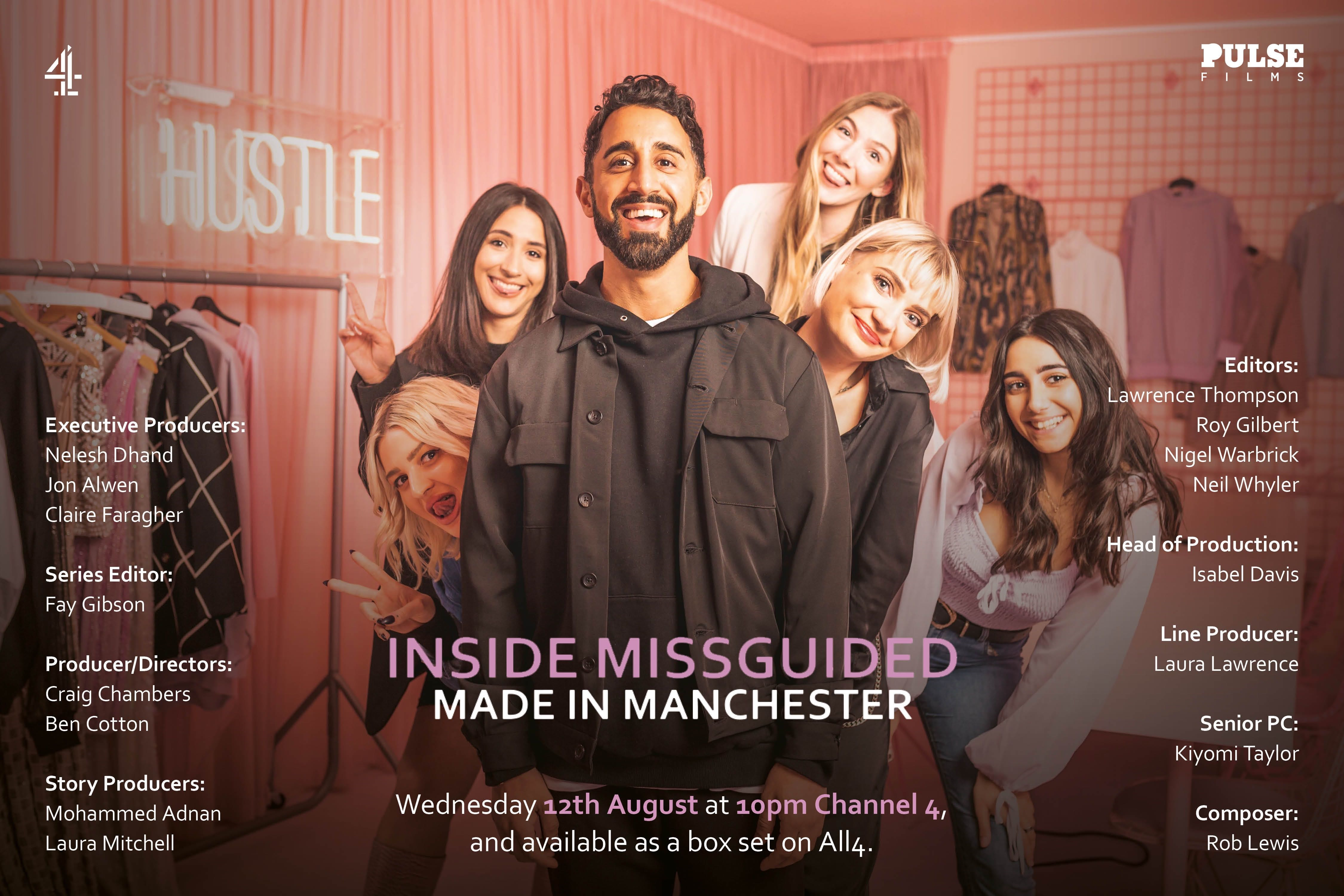 Inside Missguided: Made in Manchester - Channel 4